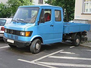 Mercedes-Benz TN - Mercedes T1 pickup