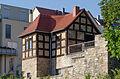 Merseburg, Domplatz 4, Reste der Fronveste, 001.jpg