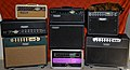 Mesa Boogie Amp Collection (and Ginger, my cat) (2834992442).jpg