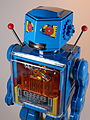 Metal House Battery Operated New Piston Robot 2010 Close Up.jpg