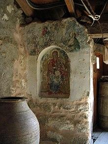 Monastery of the Holy Trinity, Meteora - Wikipedia