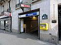 Metro de Paris - Ligne 7 - Riquet 03.jpg