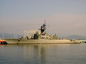 Mexican frigate ARM Hermenegildo Galeana (F 202) at Manzanillo on 21 August 2007.jpg