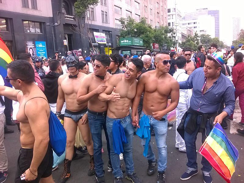 Bar city gay mexico