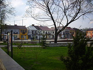 Place in Lublin Voivodeship, Poland