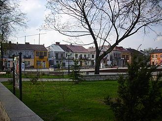 Międzyrzec Podlaski - Main Square