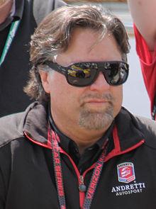 Mario Andretti Net Worth >> Michael Andretti Wikipedia