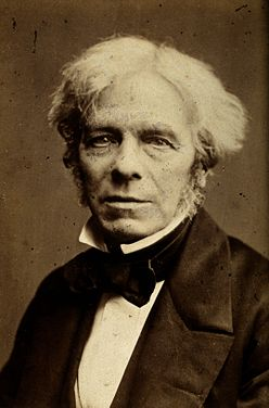 Michael Faraday. Photograph by John Watkins. Wellcome V0026346.jpg