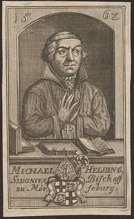 Michael, Merseburg, Bischof
