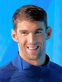 Michael Phelps American swimmer