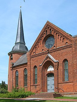 This is a photograph of an architectural monument.It is on the list of cultural monuments of Kaltenkirchen