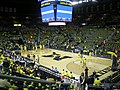 Michigan State vs. Michigan men's basketball 2013 01 (Crisler Center interior).jpg