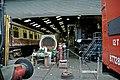 Mid Hants Railway Loco Shed, Ropley - geograph.org.uk - 1547381.jpg