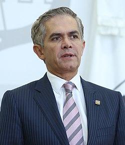Miguel Ángel Mancera - Wikipedia, la enciclopedia libre