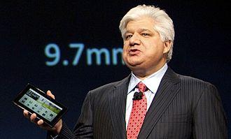 Greek Canadians - Mike Lazaridis, creator of BlackBerry