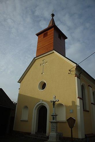 Mikolajice - Village chapel