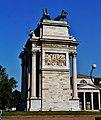 Milano Arco della Pace von Südwest 3.jpg