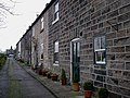 Milford - terrace on Well Lane - geograph.org.uk - 1656499.jpg