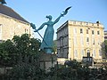 Millie sculpture - geograph.org.uk - 470096.jpg