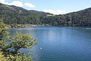 Radenthein - Lakeside in Döbriach