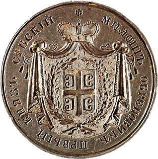 serbischer Fürst