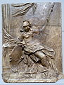 Minerva as a Symbol for Strength and a Patron of the Sciences, by Johann Baptist Hagenauer, Vienna, c. 1760, baked clay - Bode-Museum - DSC02934.JPG