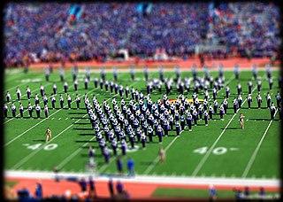 Kansas State University Marching Band