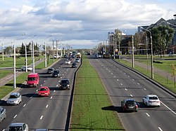 Minsk Pobediteley Avenue 2.jpg