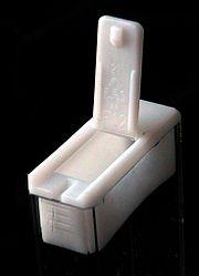 Mint box polypropylene lid