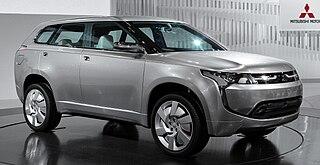 Mitsubishi Concept PX-MiEV Motor vehicle