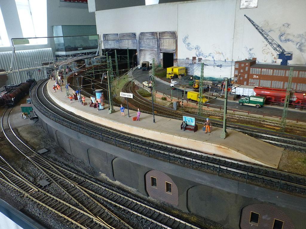 Modelleisenbahn Hamburg 11