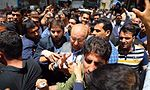 Mohammad Bagher Ghalibaf campaigning at Varamin 3.jpg