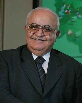 Muhammad Naji al-Otari - Image: Mohammad Naji Otri