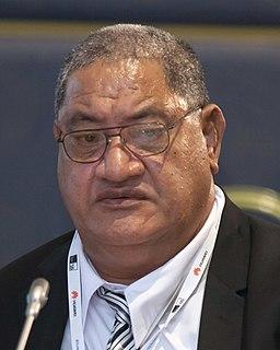 Monise Laafai Tuvaluan politician