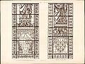 Monografie de la Cathedrale de Chartres - Atlas - Vitrail de sainte Anne portant la Sainte Vierge Feuille A.jpg