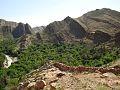 Montagne de la commune de Menâa 1 (Wilaya de Batna).jpg