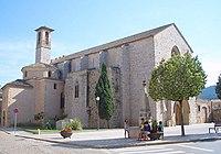 Montblanc - Iglesia conventual de Sant Francesc 1.JPG