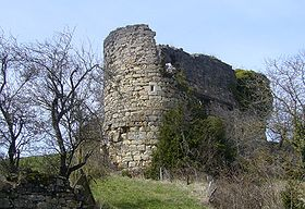 Image illustrative de l'article Château de Montferrand (Lozère)