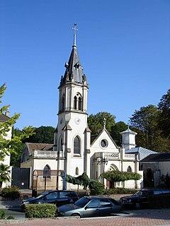 Montlignon Commune in Île-de-France, France