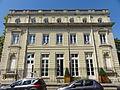 Montmorency (95), mairie, façade sud, avenue Foch.JPG