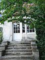Montmorency Musée J.J.Rousseau, little garden house.JPG