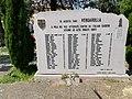 Monument for Vergarolla Massacre in Trieste, Italy - Monumento ai Caduti nella Strage di Vergarolla a Trieste.jpg