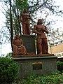 Monumento 250 anos da morte de Sepé Tiaraju (Santo Ângelo, Brasil) 1.jpg