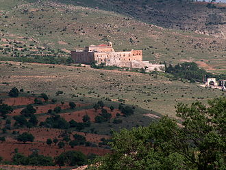 Christianity in Turkey - Saffron Monastery, Patriarchal Vicarate of Mardin near Mardin, Turkey