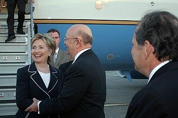 Morales Troncoso Clinton