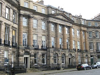 George Young, Lord Young - Moray Place, Edinburgh