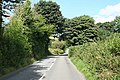 Moretonhampstead, the road to Doccombe - geograph.org.uk - 1442642.jpg