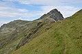 Moritzhorn (2546m) from Klingentörl.jpg