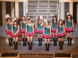 Morning Musume in 2009