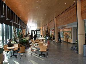 Morton Arboretum - Visitor Center